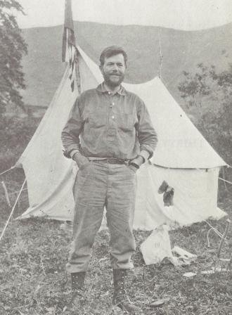photo of John Mertie
