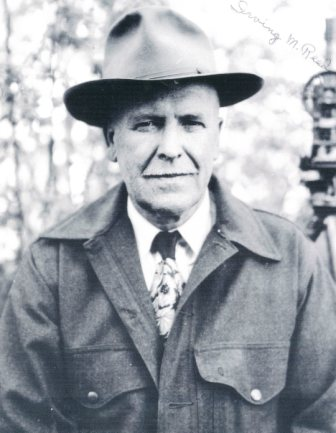 Photo of Irving Reed