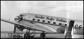 Canadian Pacific DC3